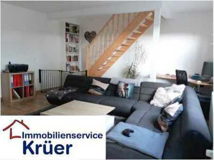 Stilvolle 3,5 ZKBB Wohnung über zwei Etagen in Dreierwalde zu vermieten