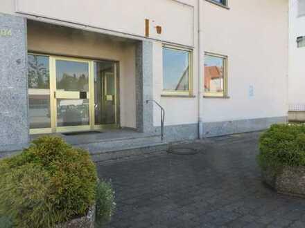 Alte Post in Sulzbach am Main zu vermieten - als Büro, Praxis oder Ladenlokal geeignet!