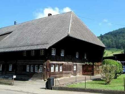 Ihr Traum vom Schwarzwaldhaus im Münstertal