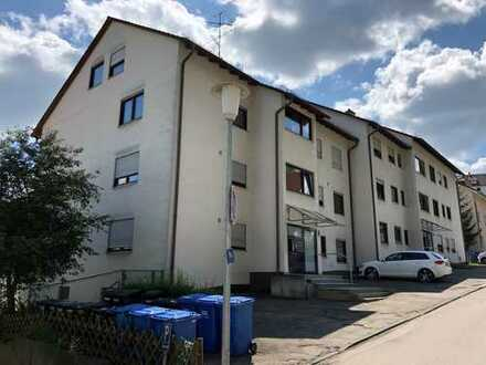2,5 Zimmer - Wohnung mit Loggia und Weitsicht in ruhiger Lage von Sigmaringen