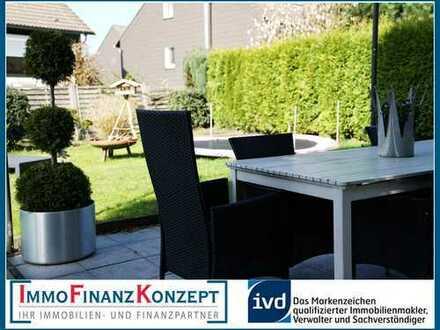 Exklusive Erdgeschoss Wohnung 3,5 Zimmer mit Garten in Bochum Süd