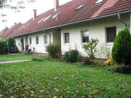 Wohnen in Irxleben. 2-Raum-Wohnung im DG zu vermieten