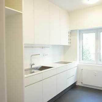 Innenstadt - Exclusive 3 Zimmerwohnung mit TOP - Einbauküche 2xBalkon