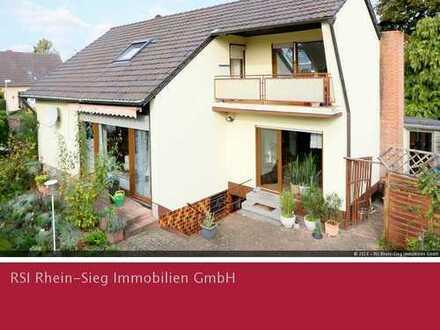 Einfamilienhaus mit Garage in gefragter Lage von Sankt Augustin - Niederpleis!