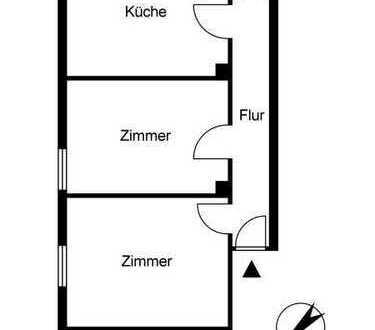 Kleine Wohnung in Cappel