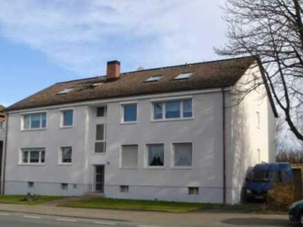 Gepflegte 2,5-Raum-Dachgeschosswohnung mit Einbauküche in Dortmund-Kirchderne