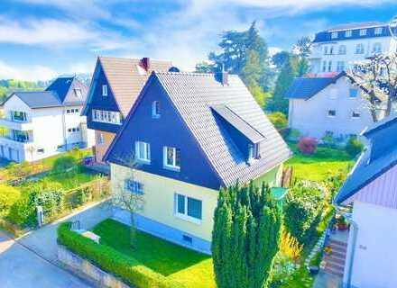 Zweifamilienhaus mit Garten in Top-Lage von Bad Godesberg