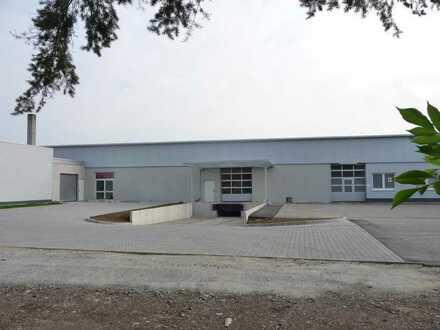 Raum Sinsheim ca 1.350 m² Lager-, Produktionsflächen teilbar ab 1.000 m², 10 Min. zur BAB 6