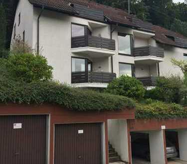 Gepflegte 2-Zimmer-Wohnung mit 2 Balkonen in Heidelberg-Ziegelhausen