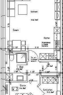 5-Raum-Wohnung mit Balkon in Ochtrup ab sofort