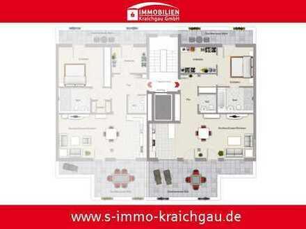 Modernes 2,5-Zimmer-Penthouse!