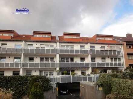 Super 3,5-Raum-Eigentumswohnung mit großem Balkon und 2 Pkw-Stellplätzen in Gladbeck-Brauck