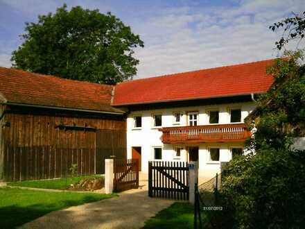 Landhaus mit Nebengebäude - kein Makler