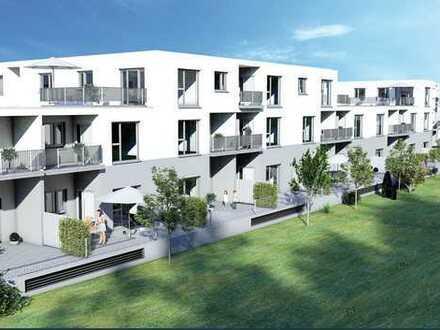"""Modernes Wohnen in den """"KlenzeArkaden"""" - Neubau im Kelheimer Donaupark"""