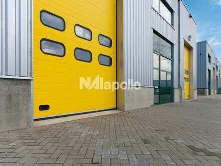 Gepflegte Lager- und Büroflächen | nahe dem Frankfurter Kreuz | kurzfristig verfügbar