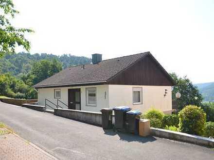 """*HTR Immobilien* """"Zenker-Haus"""" an Waldrandgrenze, nur 1 Nachbarhaus, sonst Alleinlage, Superausblick"""