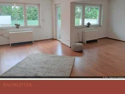 Großzügige ETW am Stadtrand von Saarlouis mit Balkon u. zwei Kellerräume
