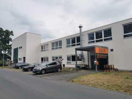 Großzügige Bürofläche im Gewebepark Steinriedendamm