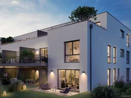 NEUBAU Bibert Terrassen - 1-Zimmer Wohnung mit Terrasse und Garten