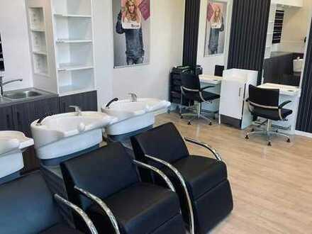 Friseursalon im Zentrum von Bad Urach