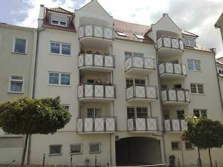 5-Raum-Maisonette-Wohnung im Stadtzentrum zu vermieten