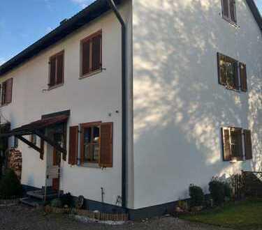 Schönes Haus mit vier Zimmern in Augsburg (Kreis), Kleinaitingen