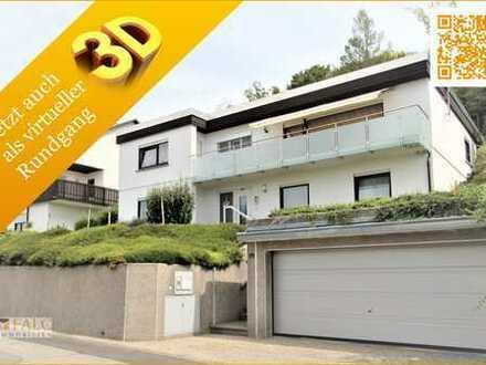 Reserviert Extravagante Architektur mit Ausblick - Einfamilienhaus mit Einliegerwohnung Doppelgarage