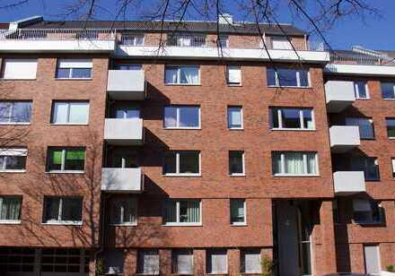 Komfortable 2. Zimmer Maisonette Wohnung in einer Zentralen Lage in Derendorf