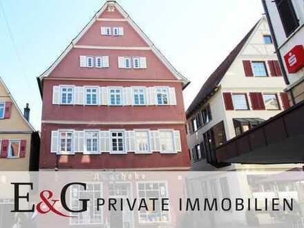 ***Denkmalgeschütztes Wohn- und Geschäftshaus in Toplage***