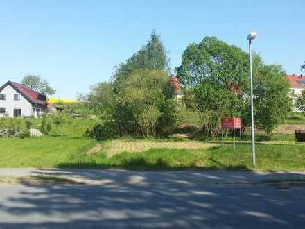 Bungalow-Baugrundstück im Görlitzer Umland