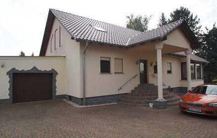 Attraktives Einfamilienhaus mit großem Grundstück