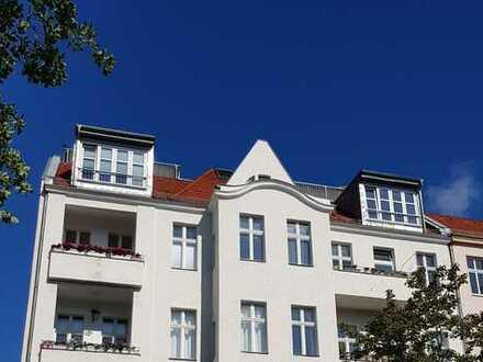 Traumhaftes Dachgeschoss mit 360°-Terrasse *Besichtigung am Wochenende!