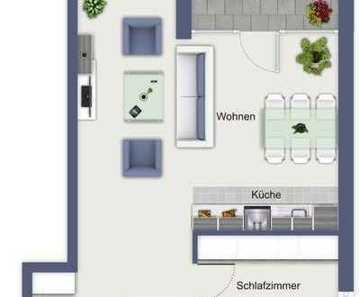 Ideale Kapitalanlage - Gartenwohnung in effizientem KfW55 Neubauprojekt!