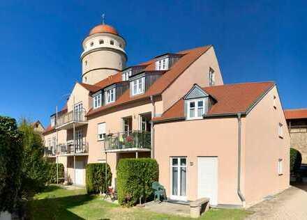 Exclusive 3-Zimmer-Maisonette-Wohnung in der Nördlinger Altstadt