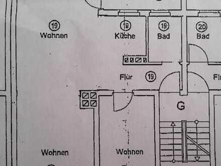 Sonnige zwei Zimmer Wohnung in Regensburg, Ostenviertel