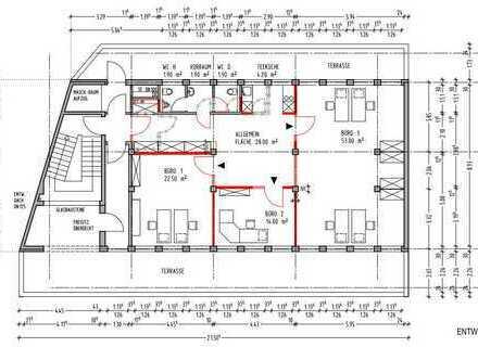 Co-Working-Space Architekten Ingenieure
