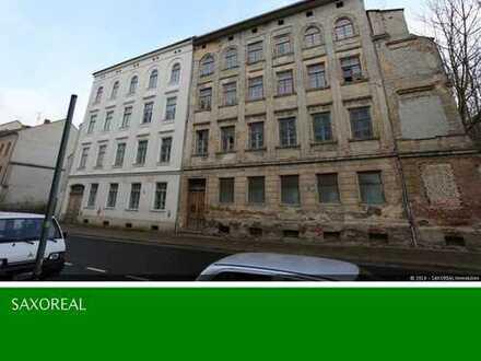 Sanierungsprojekt / 3.566 m² Grundstück mit zwei Mehrfamilienhäusern in der Görlitzer Innenstadt