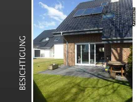 Pfiffige Doppelhaushälfte ca. 130m² Wfl. - mit Top-Ausstattung