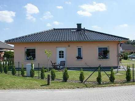 Erstbezug! EFH im Bungalowstil in Wandlitz/ OT Stolzenhagen mit Steggemeinschaft am Wandlitzsee