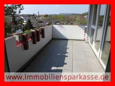 Wohnung mit zwei Balkonen!