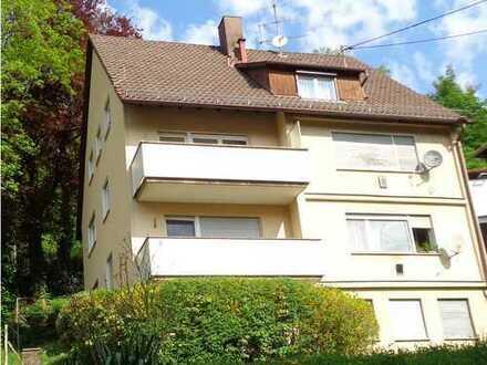 Wohnung in beruhigter Wohnstraße S-Süd, Heslach U1, 9 und 34