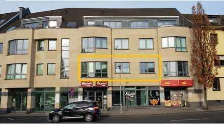 Attraktive, moderne 2-Zimmer-Wohnung in verkehrsgünstiger zentraler Lage zum Kauf in Euskirchen