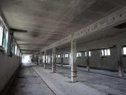 Hallen und Gebäude für Lagerzwecke und vieler Gewerke
