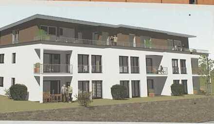Neubau Erstbezug mit Terasse: großzügige 2-Zimmer-Erdgeschosswohnung in Windeck-Rosbach