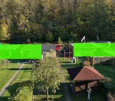 Waldblick & stadtnah... Reihenhaus mit großem Grundstück und Garage in Oer-Erkenschwick