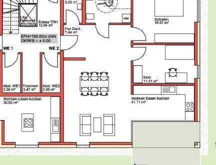 Traumhafte 3-Zimmer-Eigentumswohnung in wunderschöner Lage in Knittlingen
