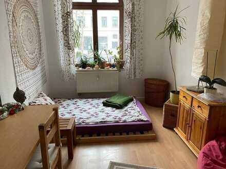 Schönes Zimmer in der Südvorstadt