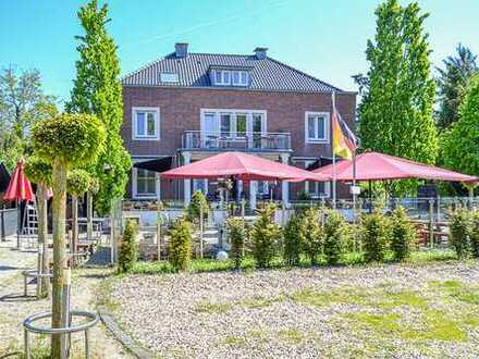 """Einmalige Chance: """"DIE HINDENBURG""""... Renommiertes Restaurant + Hotel + Biergarten..."""