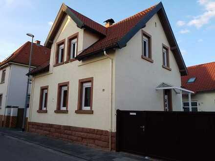 Freistehendes Einfamilienhaus zum Wohlfühlen in Rhein-Pfalz-Kreis, Schifferstadt