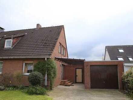Familienhaus mit Garten und Blick auf das Ruhrgebiet